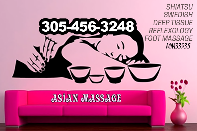 Asian Massage Spa Contact and Location